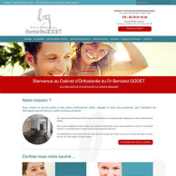 Docteur Bertrand Godet Orthodontiste